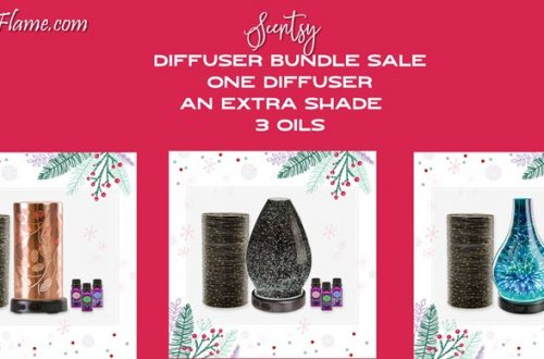 scentsy diffuser sale bundle