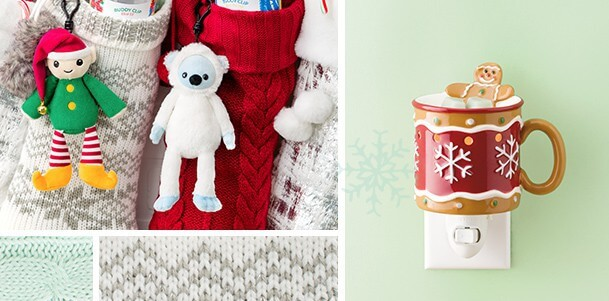 holiday scentsy products