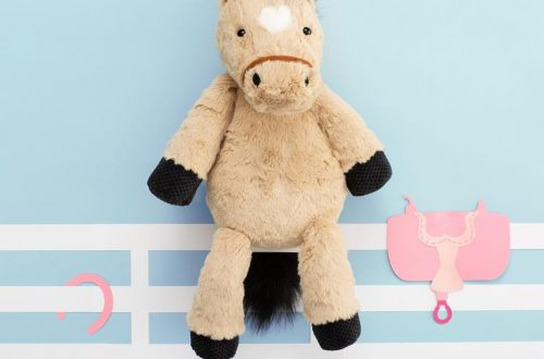 scentsy buddy pony