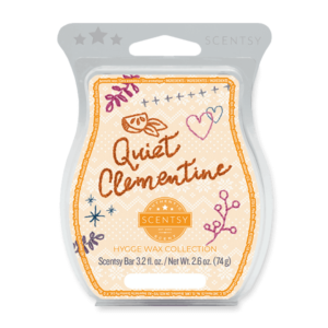 scentsy clementine scent