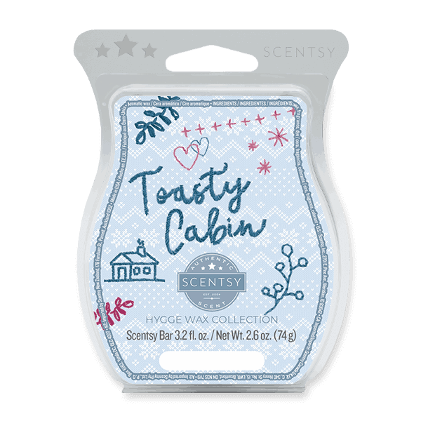 toasty cabin scentsy bar