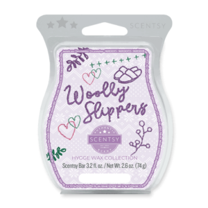 scentsy bar woolly slippers