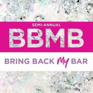 Bring Back My Bar 2019