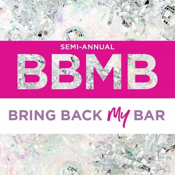 SCENTSY BRING BACK MY BAR 2019