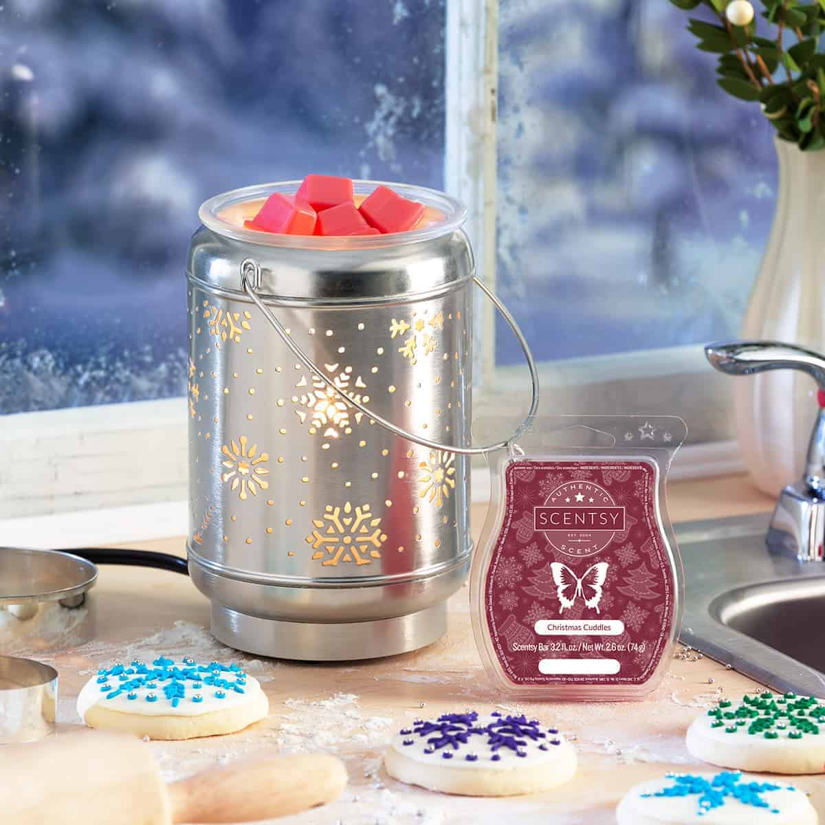Scentsy Solitude Warmer December 2018 Warmer Of The
