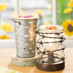bucket warmer for scentsy