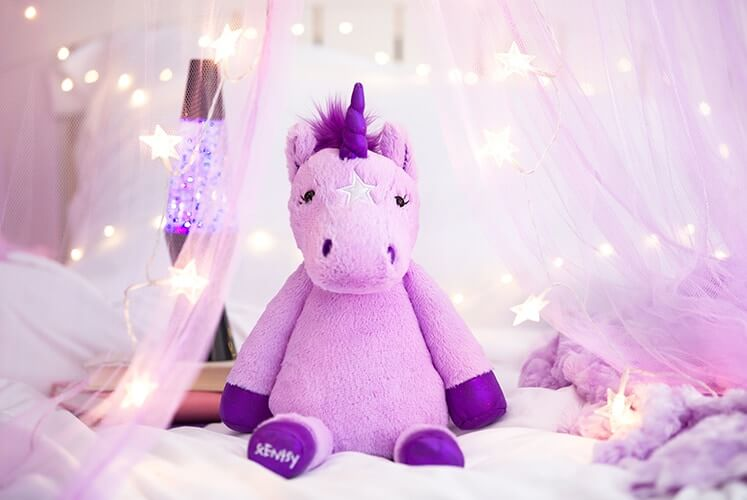 NEW PURPLE UNICORN SCENTSY BUDDY