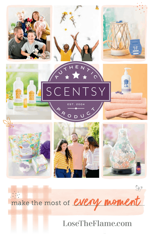 scentsy spring summer 2019 catalog cover
