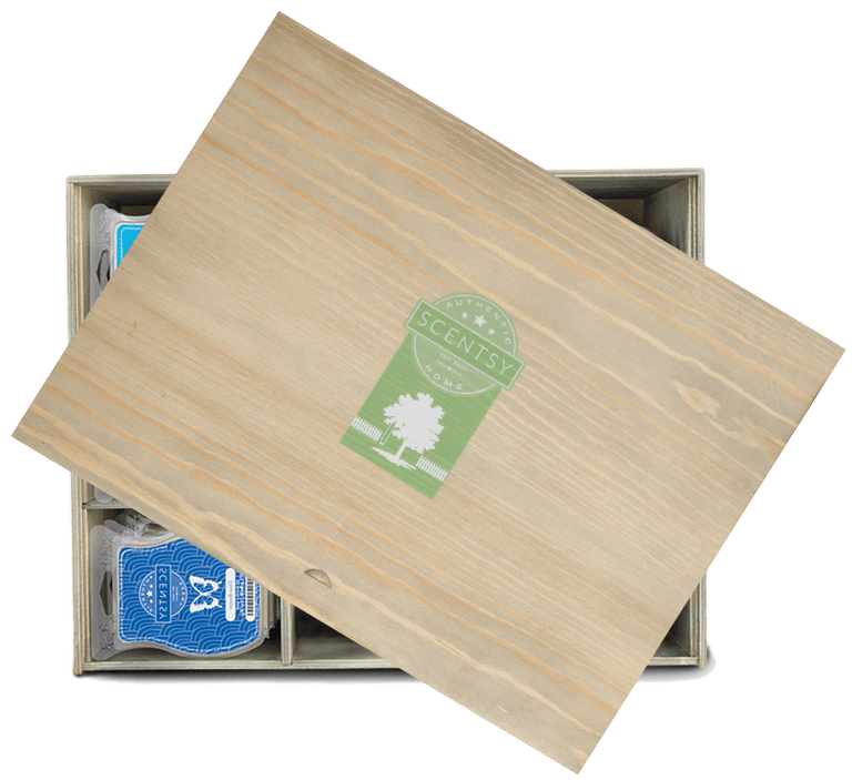 box for wax bar storage