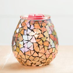 mended candle warmer