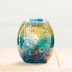 mosaic scentsy warmer