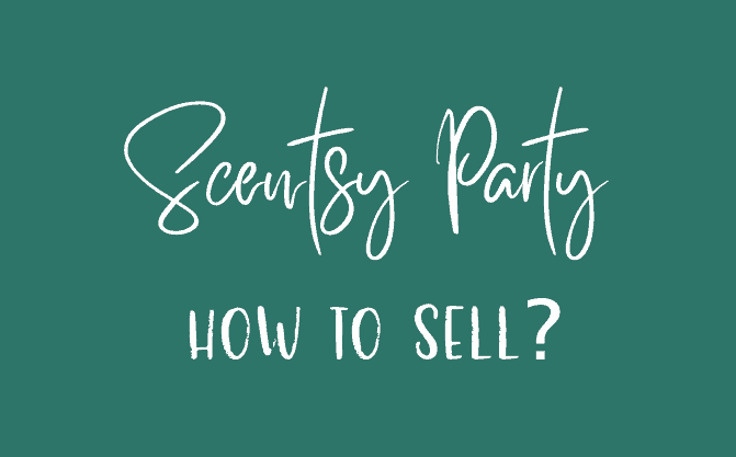how to sell scentsy candles