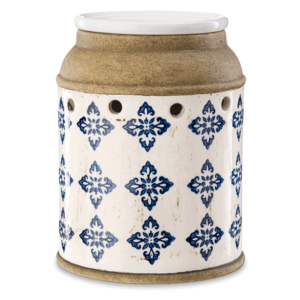 scentsy peoria pottery candle warmer