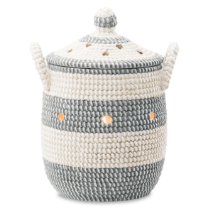 Scentsy basket candle warmer