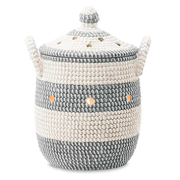 Sweetgrass Basket Warmer