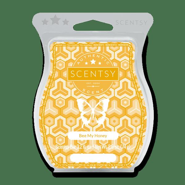 bee my honey scentsy bar