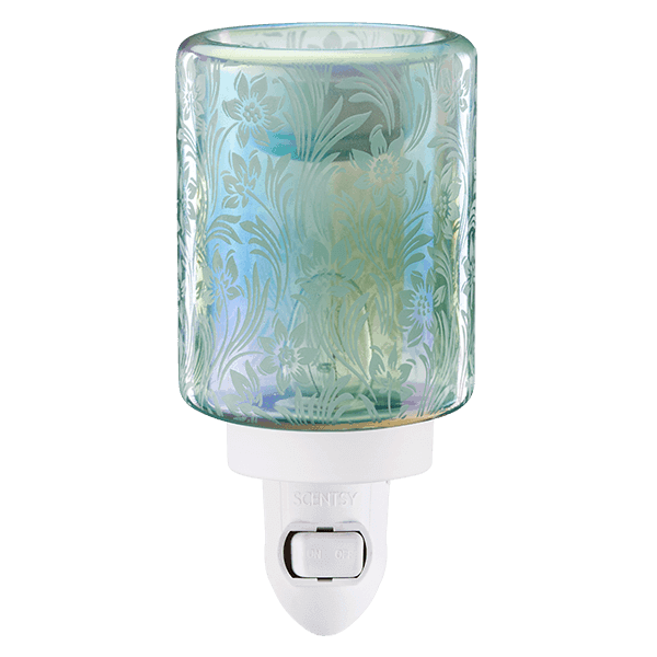 scentsy lily garden mini warmer off image