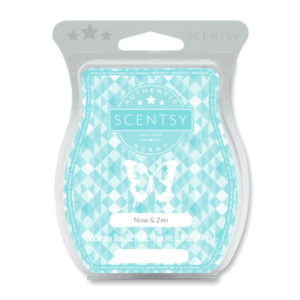 Now and Zen Scentsy scent 2019