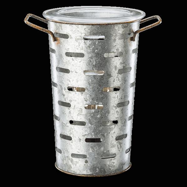 Olive Bucket Scentsy Warmer