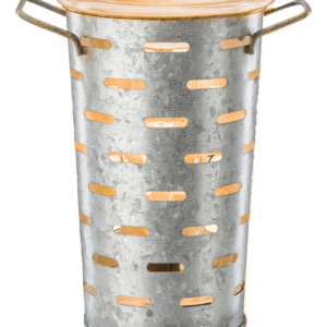scentsy olive bucket warmer