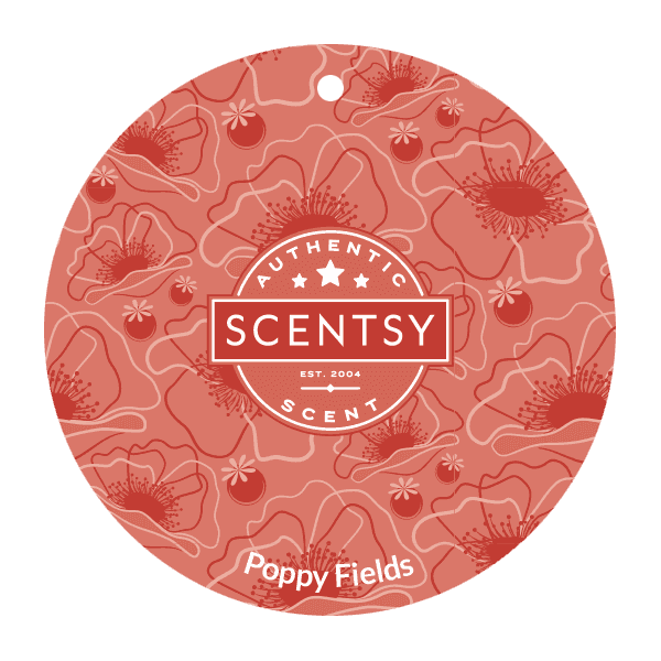 POPPY SCENT CIRCLE
