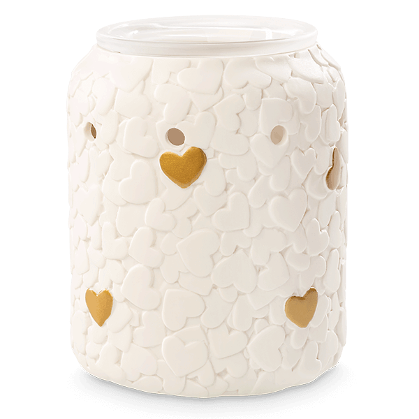 hearts warmer by scentsy