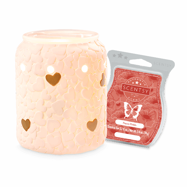 scentsy valentines February 2019