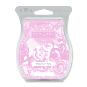 scentsy strawberry taffy scent