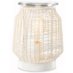 scentsy wicker new spring
