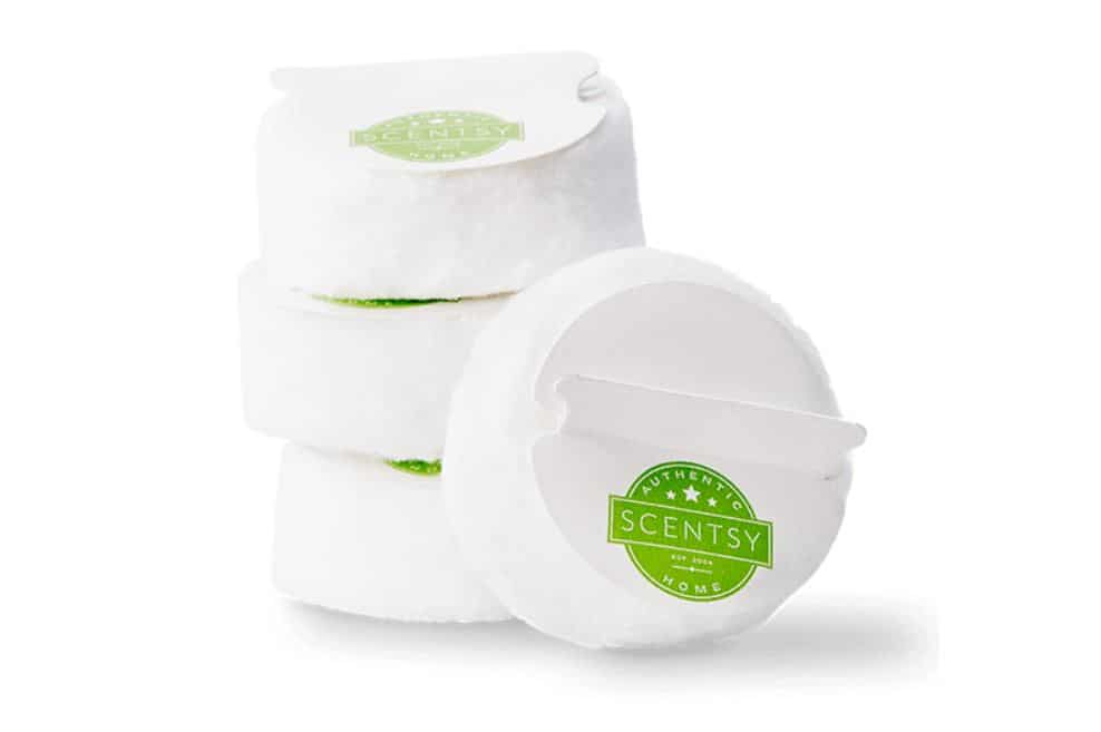 scentsy wax clean up