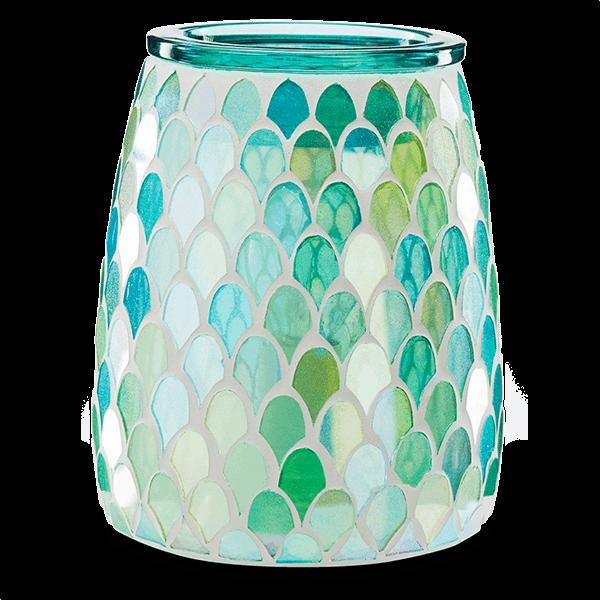 Mermaid Glass Warmer