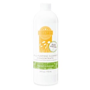Sea Salt & Avocado All Purpose Cleaner