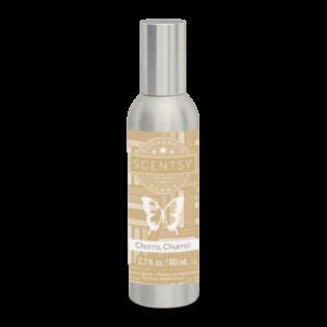 scentsy churro churro room spray