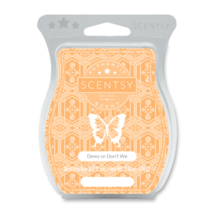 new scentsy bar dewy