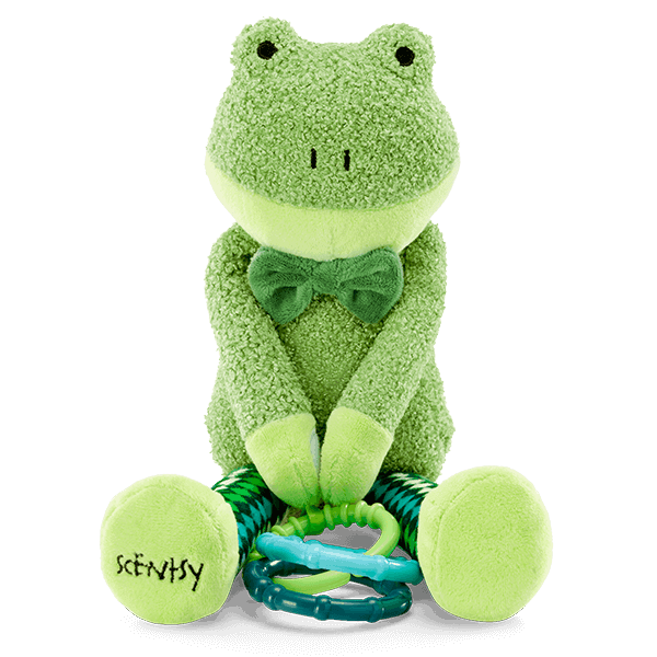 Finley The Frog