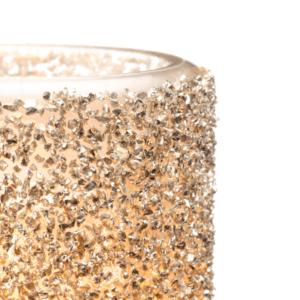 Glitter Silver Scentsy Warmer