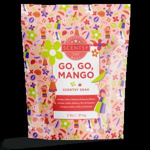 Go Go Mango Scentsy Soaks