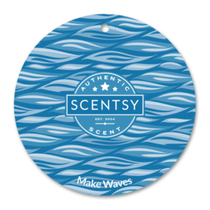 scentsy make waves scent march