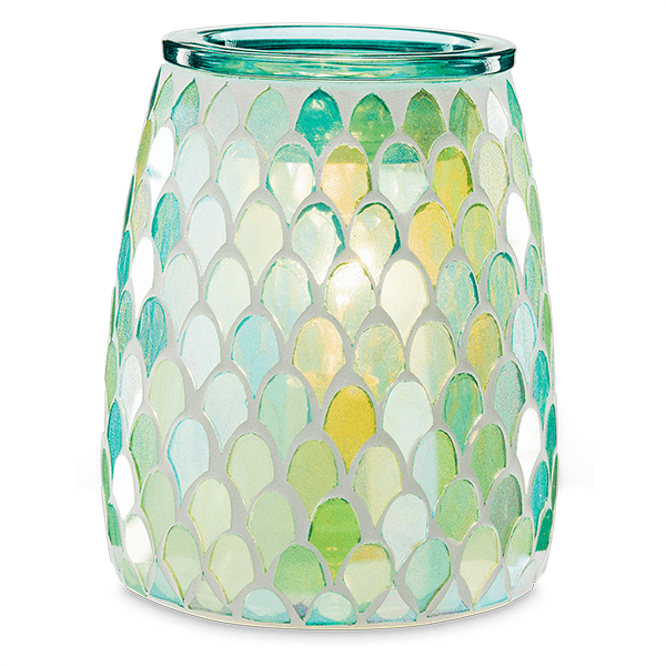 Mermaid Glass Warmer