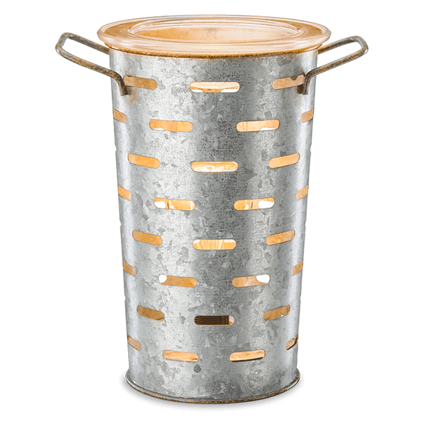 new for march olive bucket