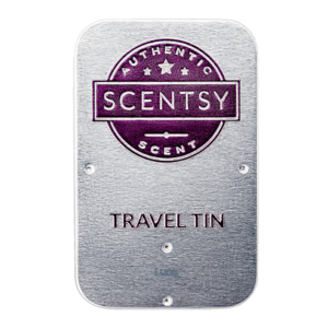 Scentsy travel tin luna scent