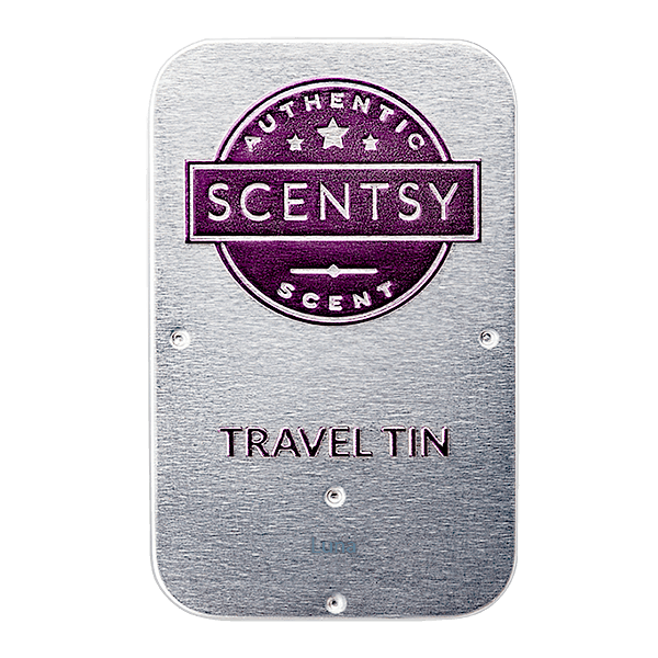 Scentsy travel tin luna scent
