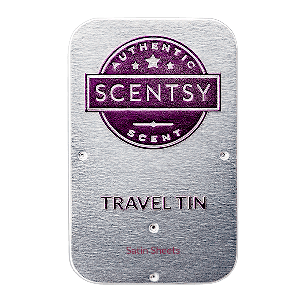 Satin Sheets Travel Tin