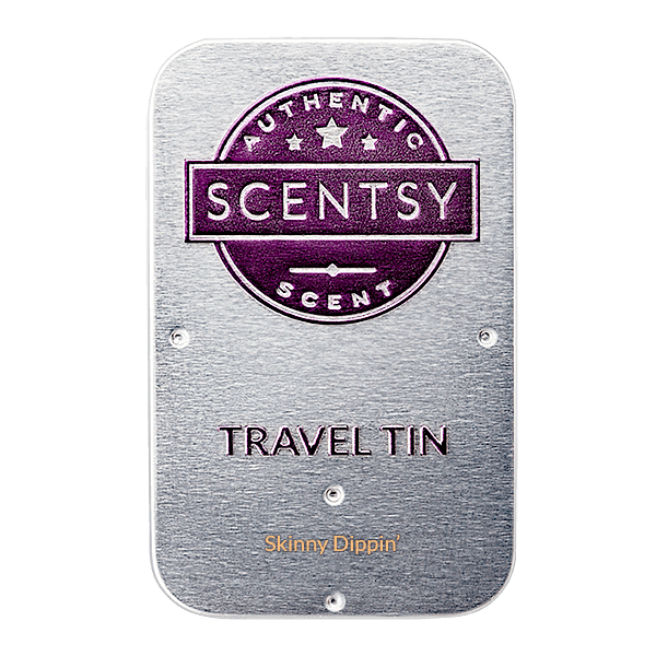Travel Tin Skinny Dippin