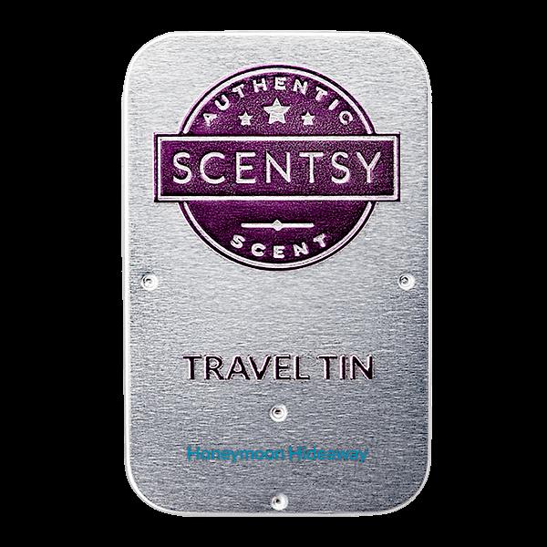 Honeymoon Hideaway Travel Tin