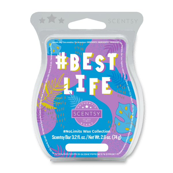 Scentsy Best Life Scent