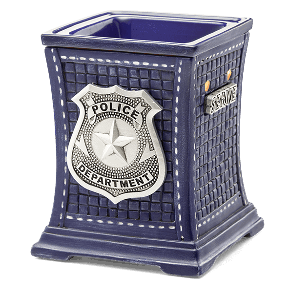 Scentsy Police Warmer – Protect & Serve