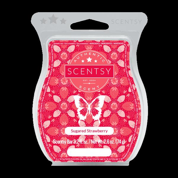Sugared Strawberry Scent