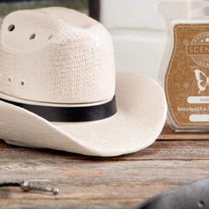 cowboy hat scentsy warmer