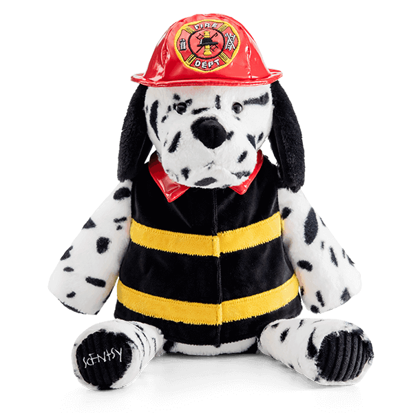 dax firefighter hero collection buddy